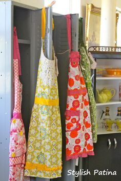 stylish aprons