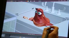 Making of Finding Dory