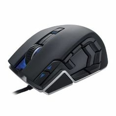 Corsair Vengeance M95 Performance MMO/RTS Laser Gaming Mouse, Gunmetal Black (CH-9000025-EU)