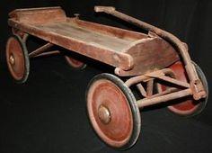antique wood wagon - Google Search