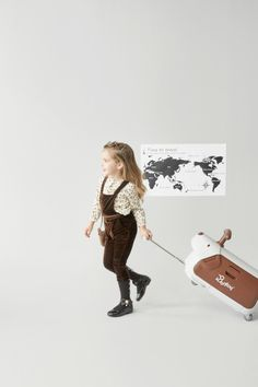 Travelling with kids? Bontoy Traveller will make your kids' trip  more fun and exciting!!! Of course, travelling in style is a plus!