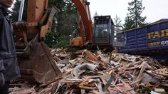 Good to Go Contracting -north shore, north vancouver, west vancouver house demolition contractors Vancouver House, North Vancouver, North Shore, To Go, Landscape, Scenery, Corner Landscaping