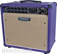 mesa boogie - express plus 5:25 combo. custom purple.