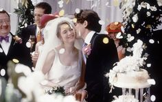 Bridget Jones Diary (2001): Renee Zellweger & Hugh Grant