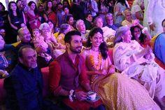 shahid kapoor mira sangeet inside pc - bollywoodshaadis