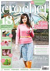 Inside Crochet, Issue 40, April 2013