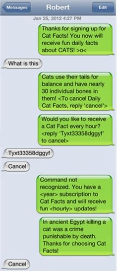 actually managed to do this to someone got through about 3 texts