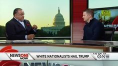 Roland Martin confronts white nationalist Richard Spencer on NewsOne Now | news