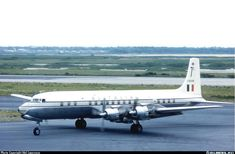 Douglas DC-7C Seven Seas - Alitalia | My first transatlantic flight  was on this plane and airline.