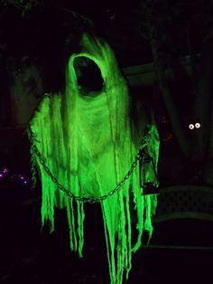 HF member photo of Halloween specter