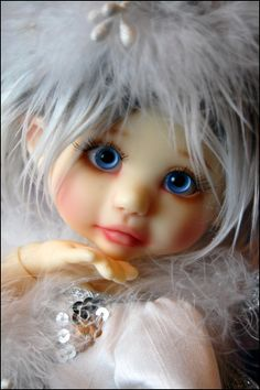 JpopDolls.net ™::Dolls::Tracy Promber::Bea by Tracy P (PREORDER)