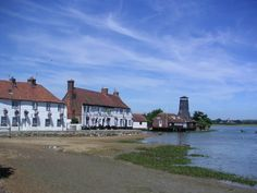 Langstone Harbour. Had many drinks and pub lunches at the Royal Oak with mum and dad when they lived on Hayling Is.