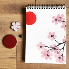 Printemps japonais... . . . #spring #japanesestyle #blockprint #linocut #rubberstamp #sakura #cerisier #cerisierdujapon #cerisierenfleurs Hippy Art, Palm Tree Drawing, Crafts For Kids, Arts And Crafts, Stencil, Fabric Stamping, Handmade Stamps, Sakura, Tampons