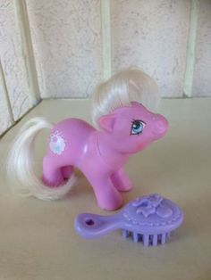vintage petit poney hasbro little pony hong kong
