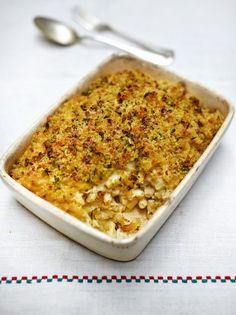 Vegan Mac 'n' Cheese   Pasta Recipes   Jamie Oliver