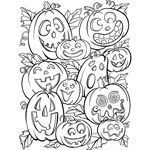 Jack O' Lanterns Coloring Page, Halloween Coloring Page, FREE Coloring Page Template Printing Printable Halloween Coloring Pages for Kids, Halloween Crayola Coloring Pages, Free Halloween Coloring Pages, Snowman Coloring Pages, New Year Coloring Pages, Pumpkin Coloring Pages, Printable Coloring Pages, Colouring Pages, Free Coloring, Adult Coloring Pages