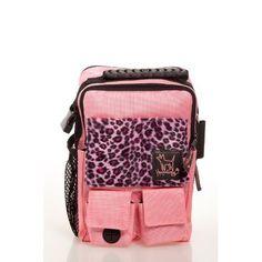 Houndbag Pedigree Dog Walking Accessory Bag, Floss (Pink Design) $49.99