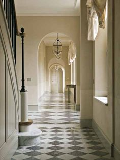 hallway simplicity from belgian pearls Architecture Details, Interior Architecture, Interior Design, Belgian Pearls, Empire Furniture, Belgian Style, French Interior, Architectural Features, Entry Foyer