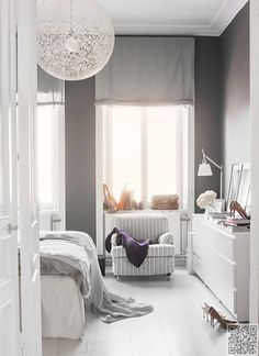 23. #Classy and Chic - 42 Eye-Catching Teen Room #Decors for #Inspiration ... →…