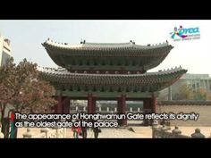Korean Palace - Changgyeonggung [Go with the King to Meet the People] - YouTube