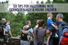 Six Tips For Vacationing With Extended Family | Twin Cities Moms Blog {www.CityMomsBlog.com}