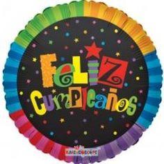 Dilo con globos. www.regalosamer.com.mx