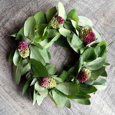 Christmas is coming! #krans #flowerpower #creatief #crea