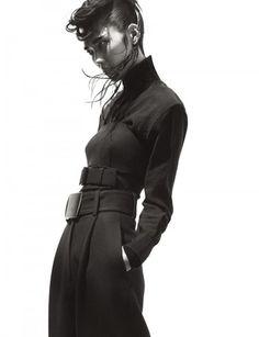 Tao Okamoto by Greg Kadel for Numéro Magazine (October 2013) | Ozarts Etc