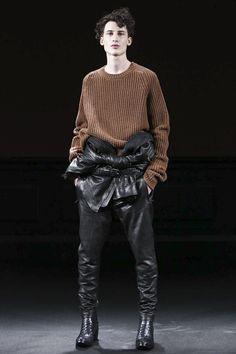 Haider Ackermann Menswear Fall Winter 2015 Paris