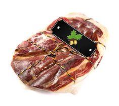 Black Label Jamón Ibérico Schulter  #Schinken #IberischerSchinken #IbericoSchinken #Food #Essen #Gourmet  #Gourmet Essen #PataNegra #PataNegraSchinken #Ham #Lebensmittel #Schweiz #Switzerland #Foodie Green Label, Ham, Steak, Beef, Food, Gourmet, Eten, Foods, Products