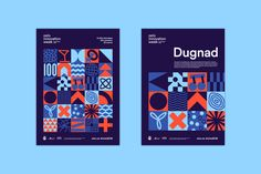 Identity and branding of the 2018 Oslo Innovation Week. Design Ios, Grid Design, Book Design, Cover Design, Design Thinking, Design Innovation, Oslo, Event Branding, Magazine Layout Design