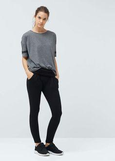 Fitness & Running - Pantalon relax