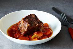 Beef in Barolo recipe on Food52