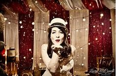 Straight from the creative wedding professionals who create Get Hitched Give Hope, we have the circus-themed photo shoot that showcases this year's event. Vintage Circus Photos, Vintage Circus Party, Vintage Halloween Photos, Circus Wedding, Vintage Carnival, Wedding Shoot, Circus Birthday, Circus Theme, Circus Circus