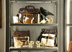 Osprey is one on my favourite luxury leather bags and accessories brand. Their shop is awesome. A real safari, almost a cabinet de curiosités... From pinned butterflies to leather ones, ethnic patterns on silk to the most beautiful bags you can imagine... You will also find a secret coffee shop in the basement!  More pics and info here: http://teatimeinwonderland.co.uk/lang/en/2014/05/03/osprey-new-flagship-store-on-regent-street