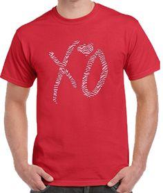 Xo Print Zebra Print T-shirt