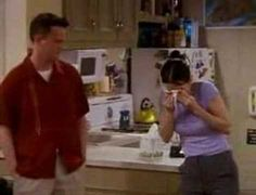 FRIENDS - Almost Overreacted . Size of the Problem