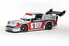LEGO 1974 Porsche 911 Carrera RSR Turbo 2.1