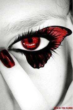 Pretty Eyes, Cool Eyes, Eye Color Chart, Butterfly Eyes, Eyes Artwork, Crazy Eyes, Magic Eyes, Dragon Eye, Dark Photography