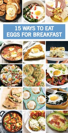 Whether it's for breakfast, lunch, or dinner, eggs are always a fantastic addition to any meal! Click to discover a collection of recipes that are sure to inspire you to add eggs to your breakfast, or any meal throughout the day.
