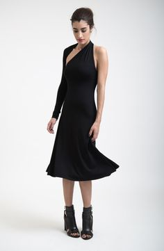 Calisaya cocktail dress