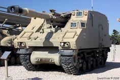 M68 155mm SPG