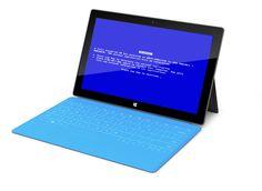Microsoft presents Surface