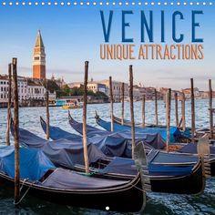 BRILLIANT CALENDAR 2016: VENICE Unique attractions - CALVENDO. If you like to have a look at the single pages: http://www.calvendo.de/galerie/venice-unique-attractions/?s=melanie%20viola&type=0&format=0&lang=2&kdgrp=0&cat=0&