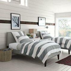 Contemporary Bedroom Decorating • Tips & Ideas!...