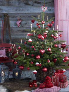 Der traditionelle deutsche Weihnachtsbaum #weihnachten #diy