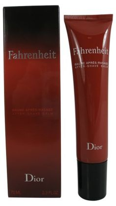 Fahrenheit By Christian Dior For Men Aftershave Balm 23 Oz * Be sure to check out this awesome product.