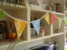 Flag  Bunting Tutorial