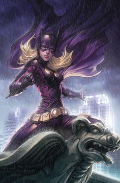 Batgirl by Artgerm on deviantART