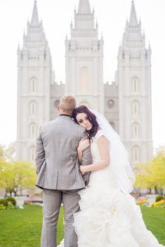 www.Photosbycait.com LDS temple Wedding Photography LDS temple Wedding Photos